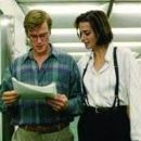 Cary Elwes and Jennifer Rubin