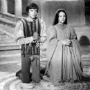Olivia Hussey and Leonard Whiting - 454 x 343