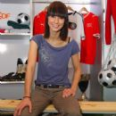 Christina Stürmer - Presenting European Football Championship, ZDF - 454 x 671