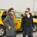 Julianne Moore: check out the shows New York Fashion Week