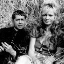 Jana Brejchová and Vlastimil Brodský