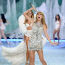 2013 Victoria's Secret Fashion Show held at The Armory in NYC (November 13)