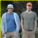 Wentworth Miller and Luke MacFarlane - 300 x 300