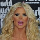 Victoria Silvstedt - World Music Awards 2010 At The Sporting Club On May 18, 2010 In Monte Carlo, Monaco