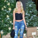 Jordyn Jones – GUESS Holiday 2018 Event in West Hollywood - 454 x 672