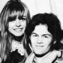 Samantha Juste and Micky Dolenz - 435 x 600