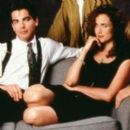Andie MacDowell and Peter Gallagher