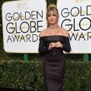 Goldie Hawn wears Prabal Gurung : 74th Annual Golden Globe Awards