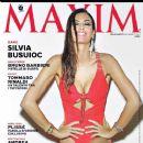 Silvia Busuioc - Maxim Magazine Cover [Italy] (July 2014)
