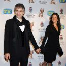 Andrea Bocelli and Veronica Berti - 378 x 594