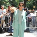 Evangeline Lilly at The View in New York - 454 x 712