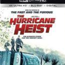The Hurricane Heist (2018) - 454 x 682