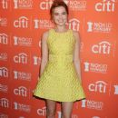 Zoey Deutch – No Kid Hungry Benefit Dinner in Los Angeles