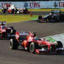 F1 Grand Prix of Japan 2013