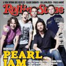 Pearl Jam - Rolling Stone Magazine Cover [Brazil] (March 2013)