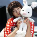Park Sin-hye as Go-mi nam in'' You're beautiful''