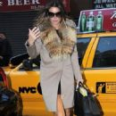 "Love Addict Rachel Uchitel Visits the ""Today"" Show"