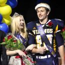 Dakota Fanning takes the title of homecoming queen at Campbell Hall Episcopal day school - 2010-11-6