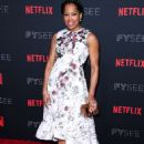 Regina King – Netflix FYSee Kick-Off Event in Los Angeles - 454 x 636
