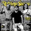 Krist Novoselic, Kurt Cobain, Dave Grohl - Rolling Stone Magazine Cover [Australia] (October 2013)