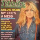 Goldie Hawn - Titbits Magazine Cover [United Kingdom] (18 July 1981)