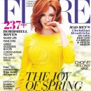 Christina Hendricks - Flare Magazine Cover [Canada] (May 2013)