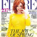 Christina Hendricks - Flare Magazine Cover [Canada] (May 2013)