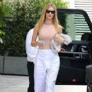 Rosie Huntington-Whiteley – Spotted in the 90210