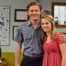 Bridgit Mendler and Luke Benward