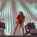 Kelly Rowland – Everest: The Worlds Richest Turf Race at Randwick Racecourse in Sydney