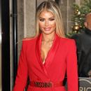 Chloe Sims – TRIC Christmas Charity Lunch 2019 in London - 454 x 706