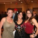 Serena Deeb, Becky Bayless (aka Cookie) and Brooke Adams (aka Miss tessmacher)