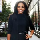 Meagan Tandy at Build Series in New York - 454 x 668