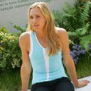 Nicole Vaidisova - Roland Garros Photoshoot - 454 x 639