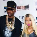 Nicki Minaj and Safaree Samuels - 454 x 351