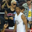 Amber Rose attends Power 106's All-Star Celebrity Basketball Game in Los Angeles, California - September 21, 2014