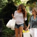 Gisele Bundchen: strolled around in Boston