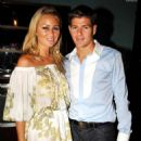 Alex Curran (Gerrard) (born 23 September 1982 In Aintree, Liverpool) Is An English Model, Fashion Columnist For The Daily Mirror And The Wife Of Liverpool And England Footballer Steven Gerrard. - 454 x 580