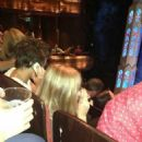 Harry Styles and Cara Delevigne went to a movie together (August 31)