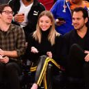 Sydney Sweeney – New York Knicks v New Orleans Pelicans preseason game in NY - 454 x 619