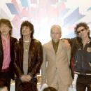 The Rolling Stones attends a press conference on April 7, 2006 in Shanghai, China. The Rolling Stones will hold their first-ever concert in mainland China on April 8 at the 8,500-seat Shanghai Grand Stage - 454 x 321