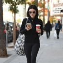 Lucy Hale – Shopping in Los Angeles December 9, 2016 - 454 x 668