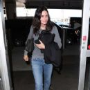 Courteney Cox – Arriving at LAX Airport in Los Angeles