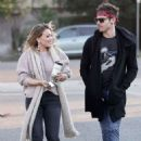 Hilary Duff and Matthew Koma out for a coffee in Studio City - 454 x 646