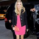 Tinsley Mortimer - CW Studios In NY, 10 March 2010
