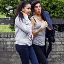 Amy Winehouse: Chillin' in Central London