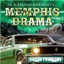 Al Kapone - Memphis Drama Vol. 3: Outta Town Luv