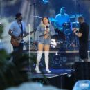Miley Cyrus – Performs at iHeartSummer '17 Weekend in Miami Beach - 454 x 451