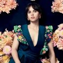 Felicity Jones - Harper's Bazaar Magazine Pictorial [United Kingdom] (November 2016)