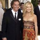 Matthew McConaughey and Kate Hudson At The 60th Annual Golden Globe Awards (2003) - 282 x 350